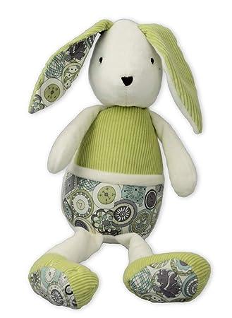 Inwolino 7844 - Conejo de Peluche con Chupete, 28 cm, Color ...