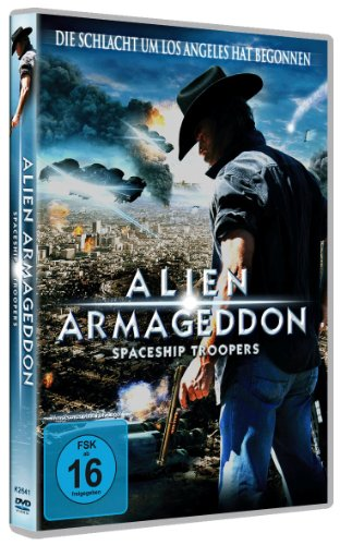 Alien Armageddon - Spaceship Troopers [Import allemand]