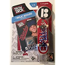 Ryan Sheckler Signed Tech Deck Relic Board Mini 2306/2500 Skateboard COA - PSA/DNA Certified - Autographed Products