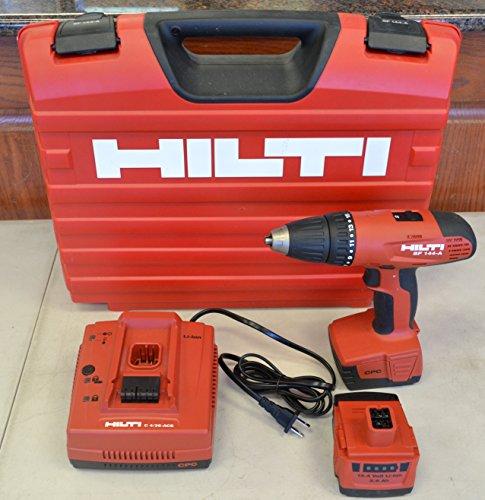 Hilti 03431126 SF 144-A 2.6 Cordless Drill Driver