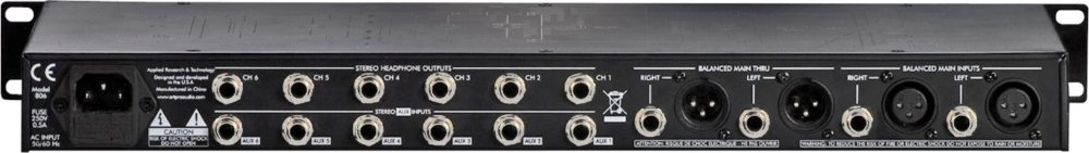Art HeadAMP 6/Pro /· Amplificador para auriculares