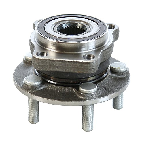 1 DTA Front Wheel Bearing Hub Assembly Fits 2005-2014 Subaru Legacy Outback; 2009-2014 Forester; 2008-2014 Impreza (None STi)