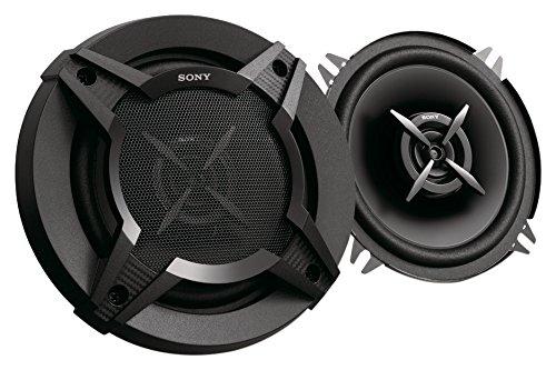 Sony XSFB1320E - Altavoces coaxiales (2 vías de 13 cm, potencia máxima 230 W, potencia nominal 35 W), negro