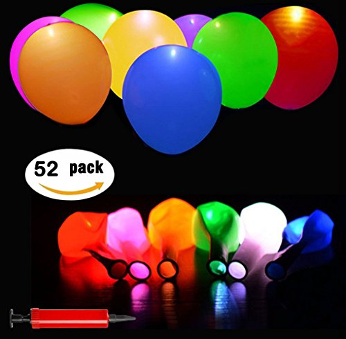 Led Light Up Balloons Reviews