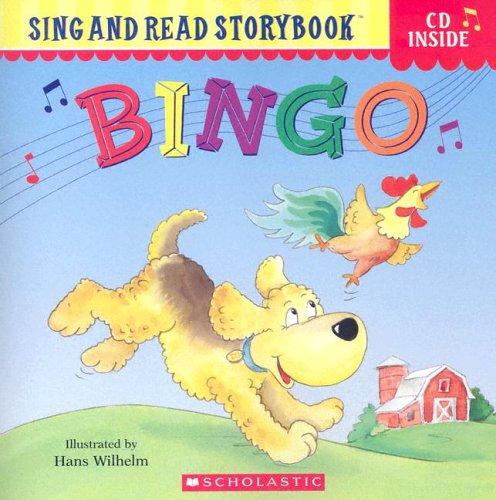 amazon bingo sing and read storybook book cd hans wilhelm