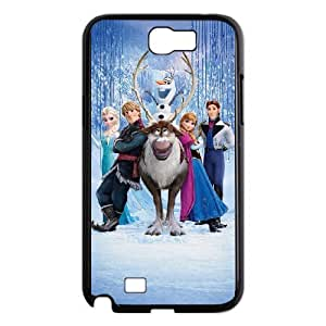 AinsleyRomo Phone Case Frozen forever and Snowman Olaf series pattern case For Samsung Galaxy Note 2 Case [OLAF]91012
