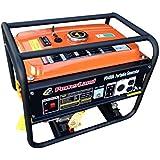 Powerland PD4000, 3300 Running Watts/4000 Starting Watts, Gas Powered Portable Generator