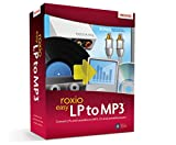 Software : Roxio Easy LP to MP3 - LP and Cassette to MP3 converter [PC Disc]