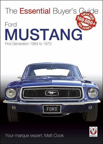 Ford Mustang 1964 - 8
