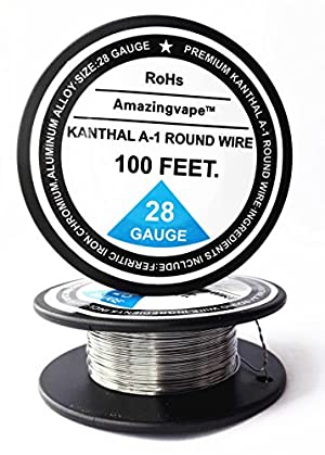 A1 Kanthal Resistance wire Mixed 22/24/26/28/30/32Gauge + Jig- 7packs