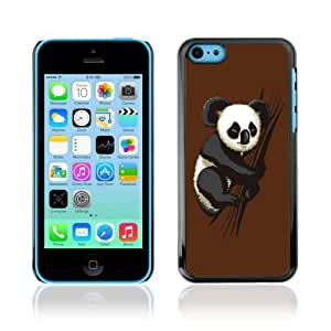 MMZ DIY PHONE CASEYOYOSHOP [Funny Panda Koala Hybrid] Apple ipod touch 5 Case