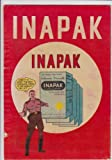 Major Inapak The Space Ace #1 Promotional Comic Book 1951