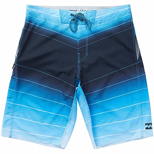 Billabong Surf Shorts (Billabong Men's Fluid X Boardshort, Blue, 32)
