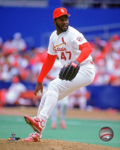 Lee Smith St. Louis Cardinals MLB Photo (Size: 8