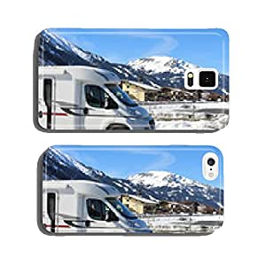 Caravan winter cell phone cover case iPhone6 Plus