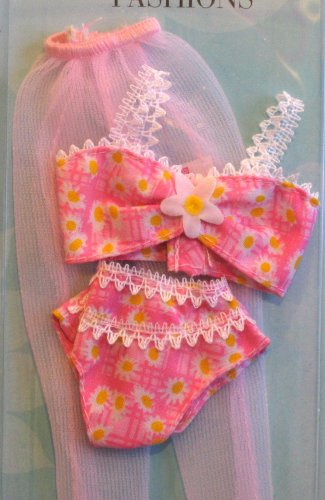 Review Barbie Dreamy Touches Fashions