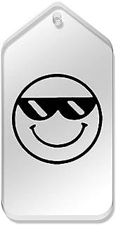 Azeeda 10 x 'Smiley Visage' etiquettes de Bagage / Cadeau (TG00067887)