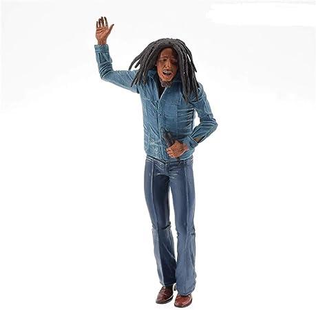 NamekPlanet - Bob Marley Figura - 18 cm: Amazon.es: Juguetes y juegos