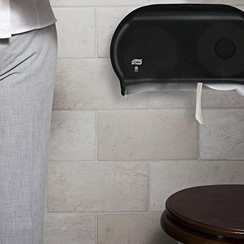 Tork Advanced TM6180 Soft Bath Tissue - dispenser