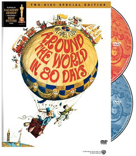 Around the World in 80 Days (Two-Disc Special Edition) by Warner Brothers