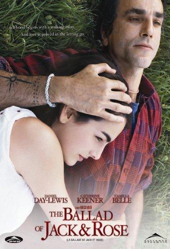 The Ballad of Jack and Rose (La ballade de Jack et Rose) (Widescreen) by Daniel Day-Lewis -  DVD, Rated PG, Rebecca Miller