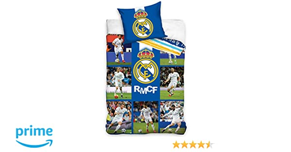 Real Madrid Single Duvet Set PL18