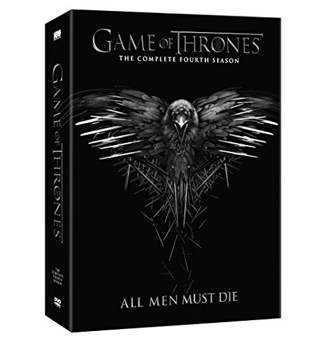 DVD : Game of Thrones: The Complete Fourth Season (DVD)