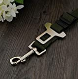 Dog Clips - 500pcs Lot Special Pet Safety Belt Adjustable Cat Dog Car Leash Travel Clip Harness - Collars Safety Harness Hair Leashes Tags Bulk Clip Dogs Clips Small