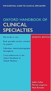 Oxford Handbook Of Clinical Specialties Pdf