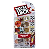 Tech-Deck Ultra DLX 4 Pack 96mm Fingerboards - Toy Machine 2019 Edition