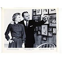 MOVIE PHOTO: These Wilder Years- James Cagney-Barbara Stanwyck-8x10-B&W-Promo-Still