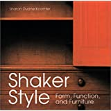 Shaker Style: Form, Function, and Furniture