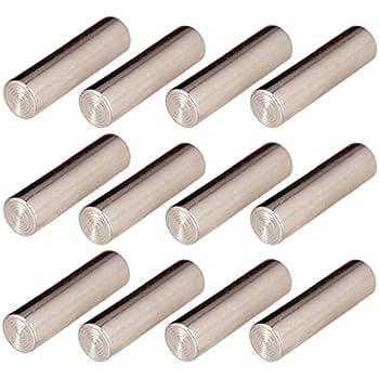 magideal 12 pieces alnico 5 humbucker pickup polepiece magnet slug rods 15mm for. Black Bedroom Furniture Sets. Home Design Ideas