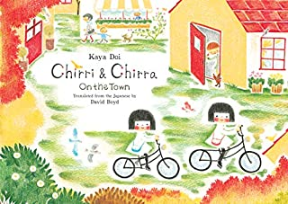 Book Cover: Chirri & Chirra, On The Town
