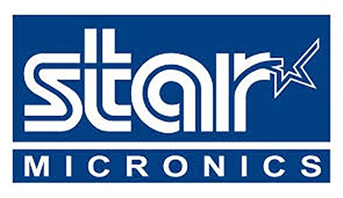 Star Micronics 39481110 Model TSP654IIBI-24 US Thermal Printer, Cutter, Bluetooth, Android/Windows, External Power Supply, Auto Connect Off, Gray by Star Micronics