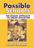 Possible Schools: The Reggio Approach to Urban Education (Early Childhood Education Series)