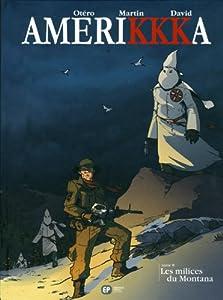 "Afficher ""Amerikkka n° 8<br /> Les milices du Montana"""