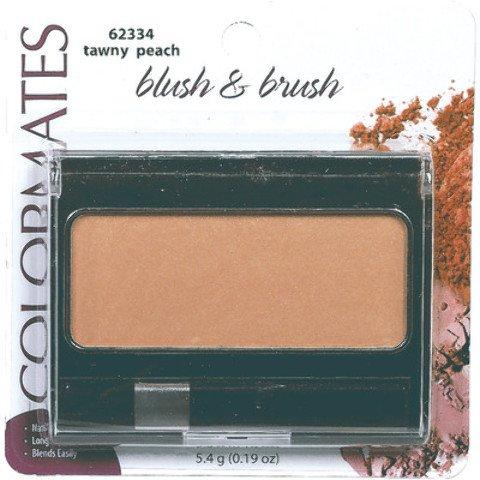 Colormates Tawny Peach Blush Set - 0.19 oz. 8 pcs sku# 1857802MA
