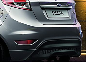 Genuine Ford Fiesta Rear Bumper Skirt Kit 2012 1860472 Amazon Co