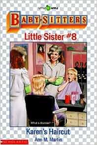 Babysitters little sister book series