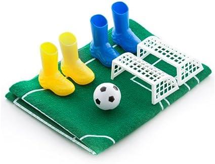 Juego de Fútbol con Dedos (8 piezas): Amazon.es: Deportes y aire libre