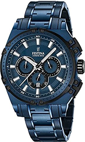 Festina Mens Watch Sport Chrono Bike Special Edition F16973-1 (Chrono Watch Sport)