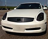 Precut Vinyl Tint Cover for 2003-2007 G35 Coupe