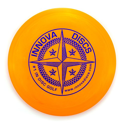 (INNOVA First Run Star Stamp Star Manta Mid-Range Golf Disc [Colors May Vary] - 175-177g)