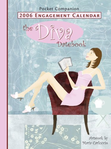 Diva Datebook 2006 Calendar (Pocket - Lilla Rogers Studio