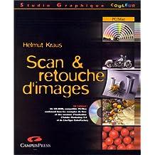 Scan & retouches d'images studio graphique