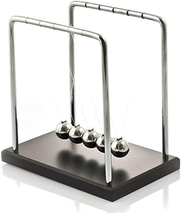 Davidsons Collection Newton's Cradle / Pendulum Balls,Balance Balls Desk Decoration for Living Room Drawing Room and Desk Toy for Office