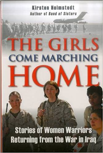 Book GIRLS COME MARCHING HOME
