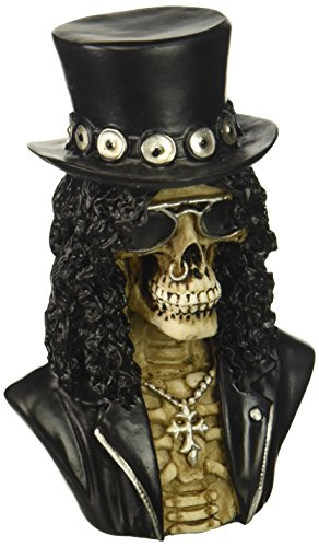 Custom Top Hats - American Shifter 60 Skull Top Hat Custom Shift Knob