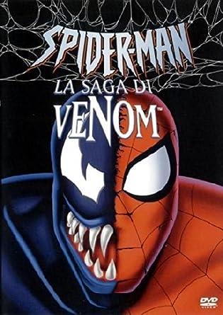 Spiderman la saga di venom amazon cartoni animati film e tv